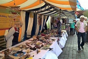 3 september sociale markt in Best